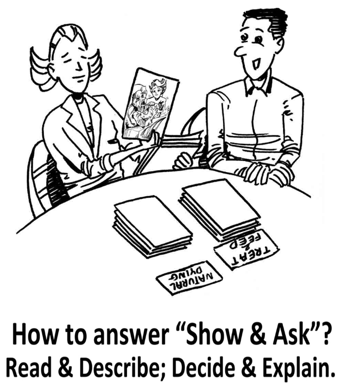 Show and Ask
